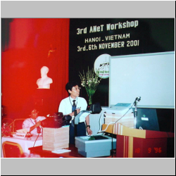 ANeT meeting 2001