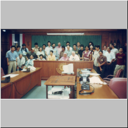 ANeT meeting 2001 in Thailand